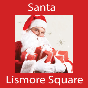 Santa Photos - Lismore Square 2014